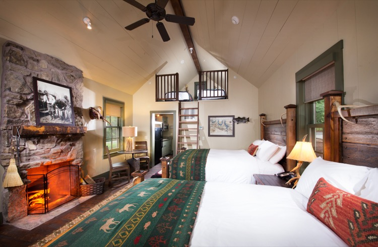 Lakeside Cabins At Big Cedar Lodge Masterpiece Builders